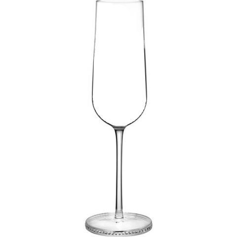 Nude Stone Spirit Swarovski Champagneglazen. 0.25L 2 stuks