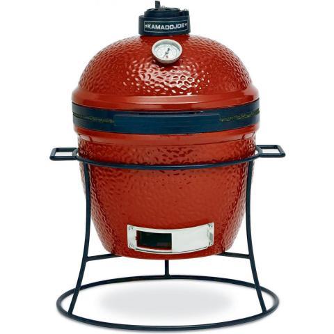 Kamado Joe Joe Junior Houtskoolsbarbecue met Onderstel
