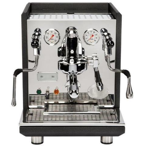 ECM Synchronika Espressomachine. antraciet