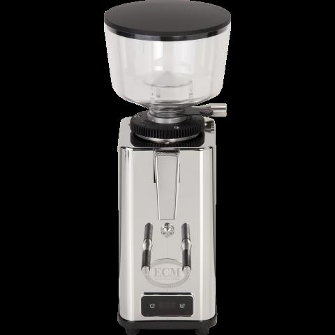 ECM S-Automatik 64 Koffiemolen. RVS