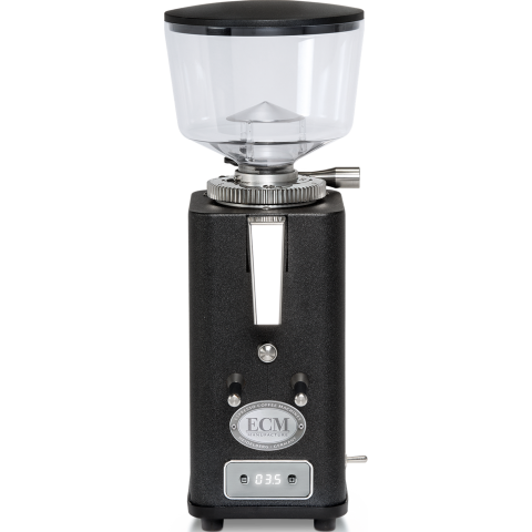 ECM S-Automatik 64 Koffiemolen. antraciet