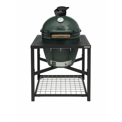 Big Green Egg Large Houtskoolbarbecue met Modular Nest System EGG Frame