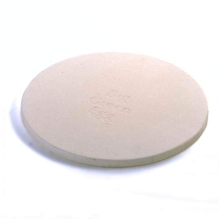 Big Green Egg Flat Baking Pizzasteen XLarge, 53cm