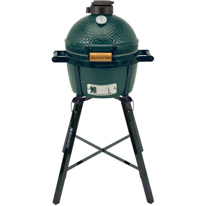 Big Green Egg MiniMax Houtskoolbarbecue met Portable Nest