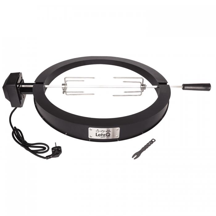 LetzQ Rotisserie Kamado Draaispit MiniMax / Small, 33cm
